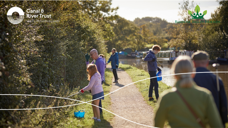 Get Active and Fight Plastic: Litter-pick Sat 24th July